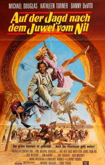 Jewel of the Nile (1985)
