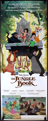 Movie Poster - Jungle Book (1967)  - Original Film Art - Vintage Movie Posters