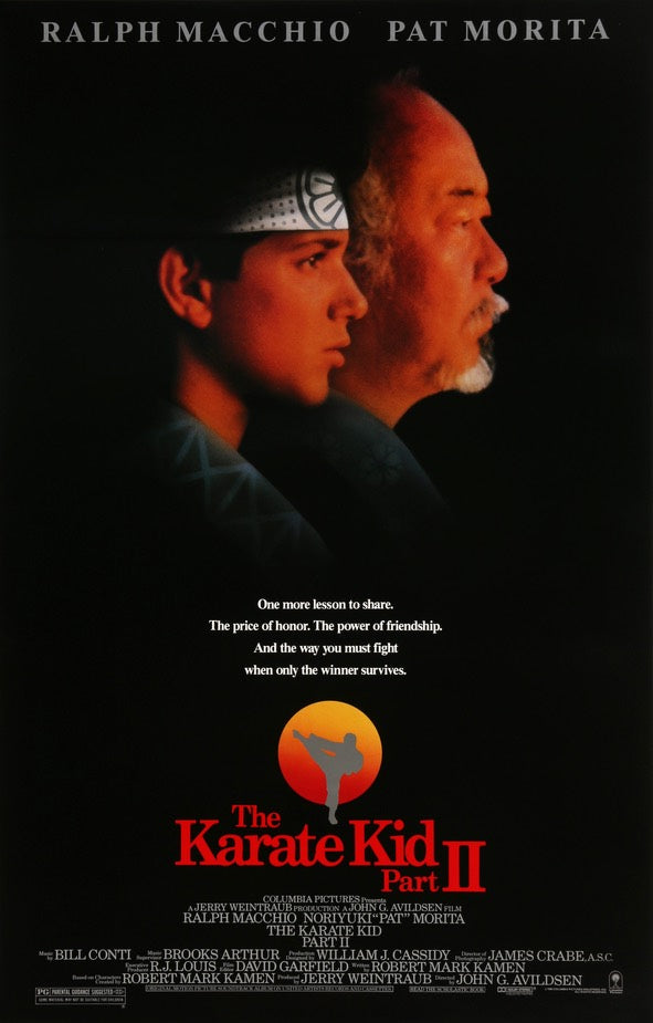 Karate Kid Part II (1986)
