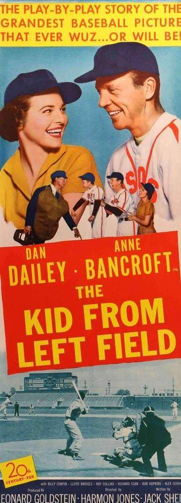 Kid from Left Field (1953)