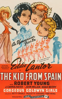 Kid From Spain (1932)