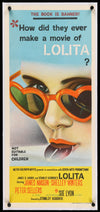 Movie Poster - Lolita (1962)  - Original Film Art - Vintage Movie Posters