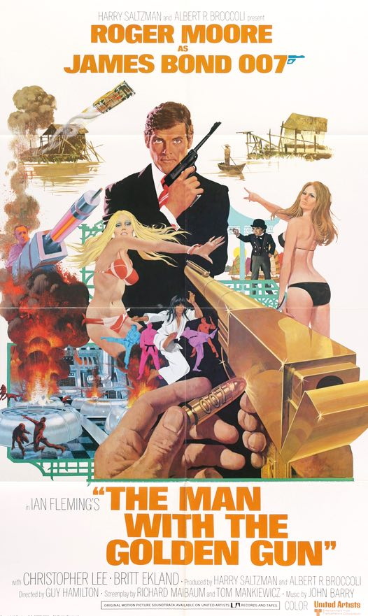 Man with the Golden Gun (1974)