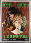 Movie Poster - McCabe & Mrs. Miller (1971)  - Original Film Art - Vintage Movie Posters