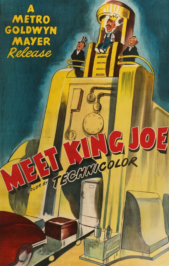Meet King Joe (1949)