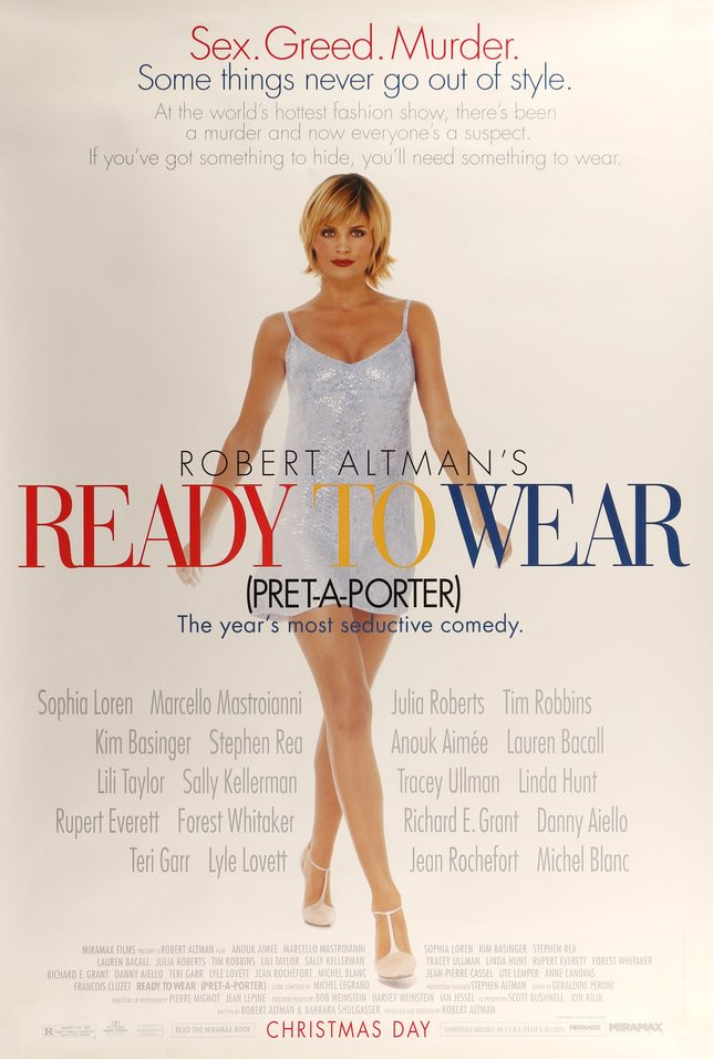 Ready to Wear (Prêt-à-Porter) (1994)