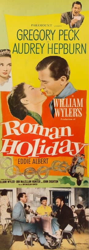 Roman Holiday (1953)