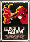 Movie Poster - Salem's Lot (1979)  - Original Film Art - Vintage Movie Posters