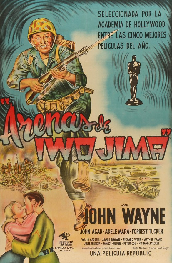 Sands of Iwo Jima (1950)