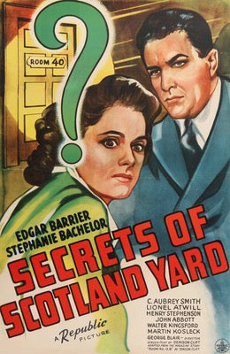 Secrets of Scotland Yard (1944)