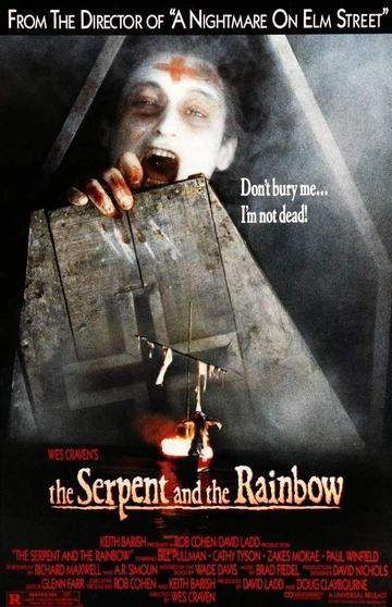 Serpent and the Rainbow (1988)