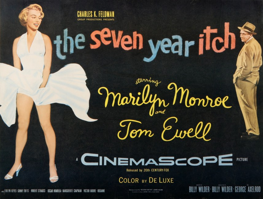 Seven Year Itch (1955)