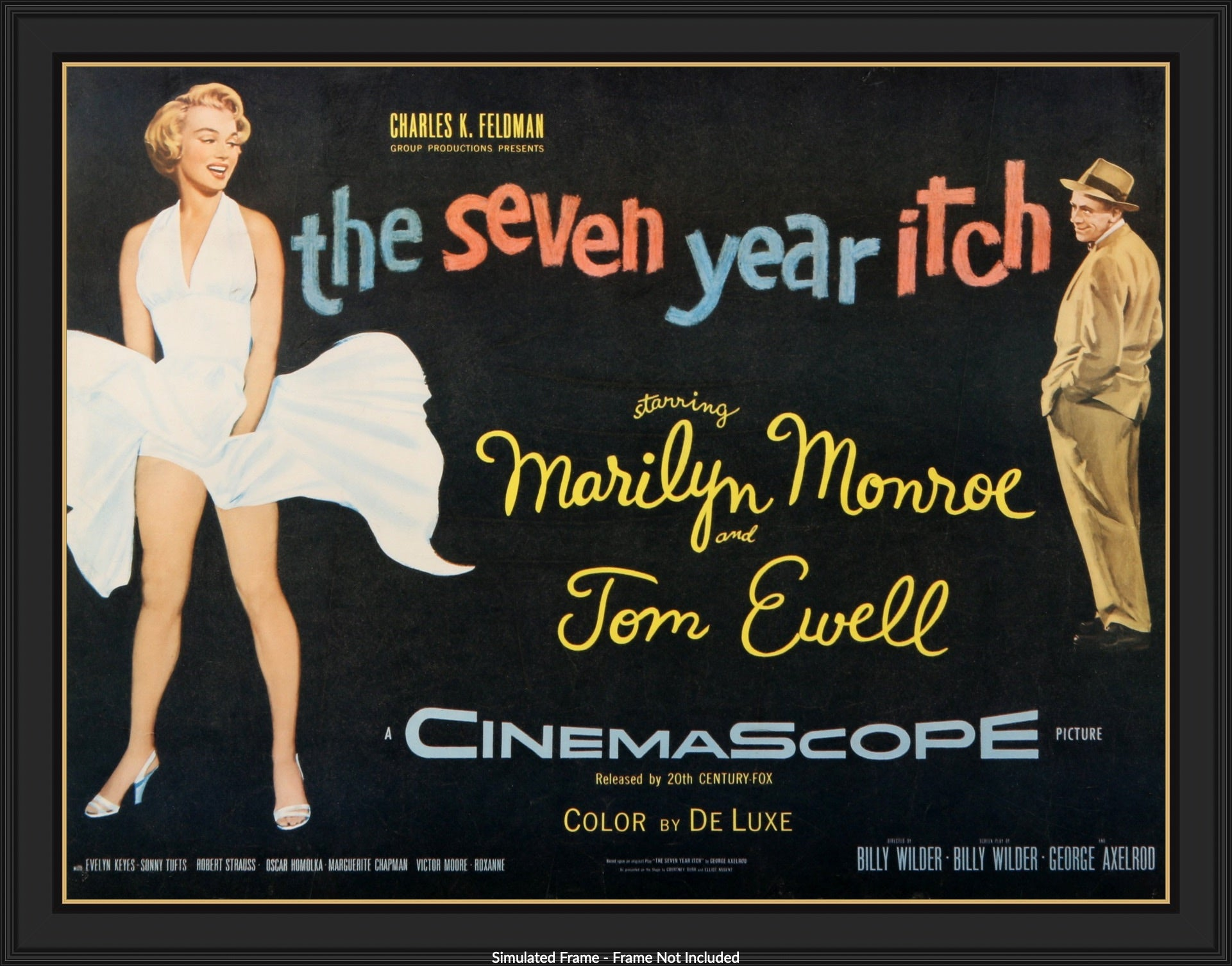The Seven Year Itch (1955) – Comedy, Romance