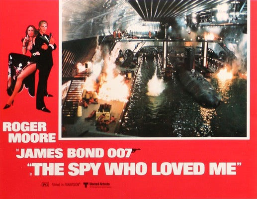 Spy Who Loved Me (1977)