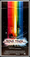 Movie Poster - Star Trek: The Motion Picture (1979)  - Original Film Art - Vintage Movie Posters