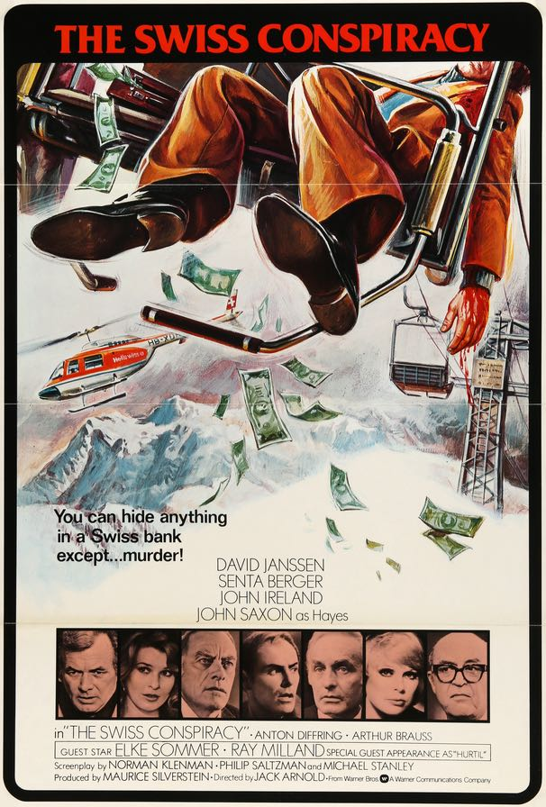 Swiss Conspiracy (1976)