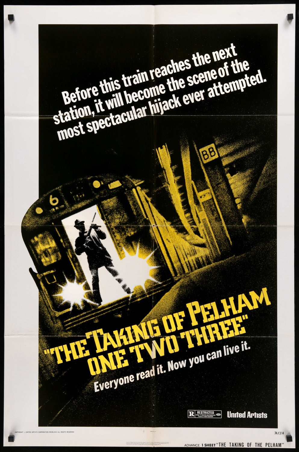 Image result for The Taking of Pelham One Two Three