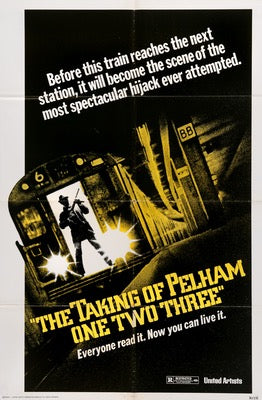 Taking of Pelham One Two Three (1974)
