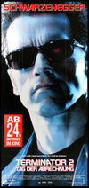 Movie Poster - Terminator 2: Judgment Day (1991)  - Original Film Art - Vintage Movie Posters