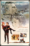 Those Calloways (1965)-Original Film Art - Vintage Movie Posters