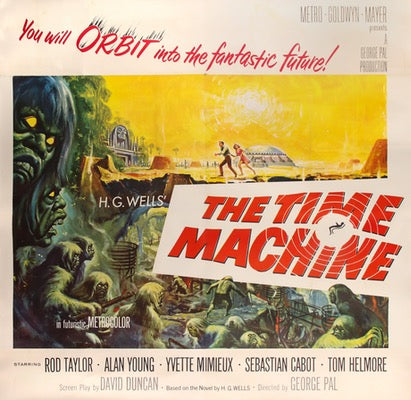 Time Machine (1960)