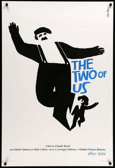 Movie Poster - Two of Us (1967)  - Original Film Art - Vintage Movie Posters