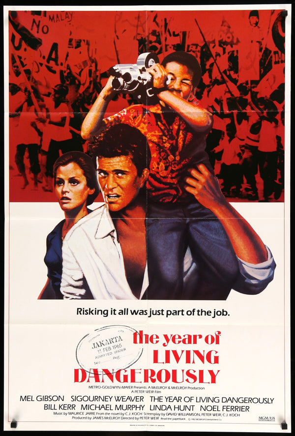 Cineplex.com   The Year of Living Dangerously