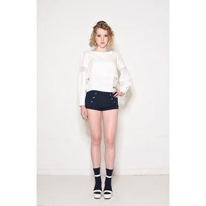 Panel shorts - Fashionista Style