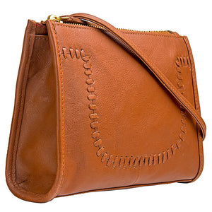 Hidesign Mina Leather Cross body - Fashionista Style