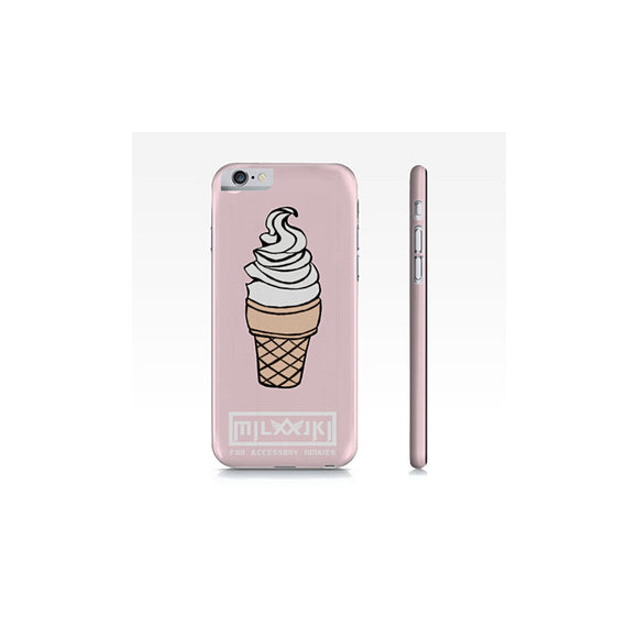YUMMY CONE Device Case Iphone - Fashionista Style