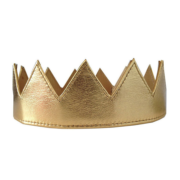 Gold Crown - Fashionista Style