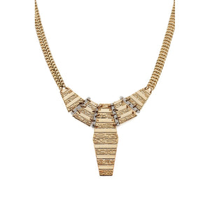 Classic Totem Statement Necklace - Fashionista Style
