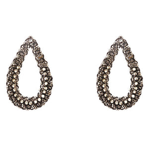 THE DIVA STATEMENT EARRINGS. - Fashionista Style