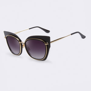 Speed Racer Cat Eye Sunglasses