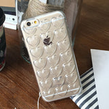 Heart 2 Heart Silicon Heart iPhone Case - Fashionista Style