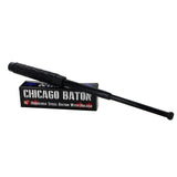 "Chicago 16"" Hardened Steel Baton - Black"