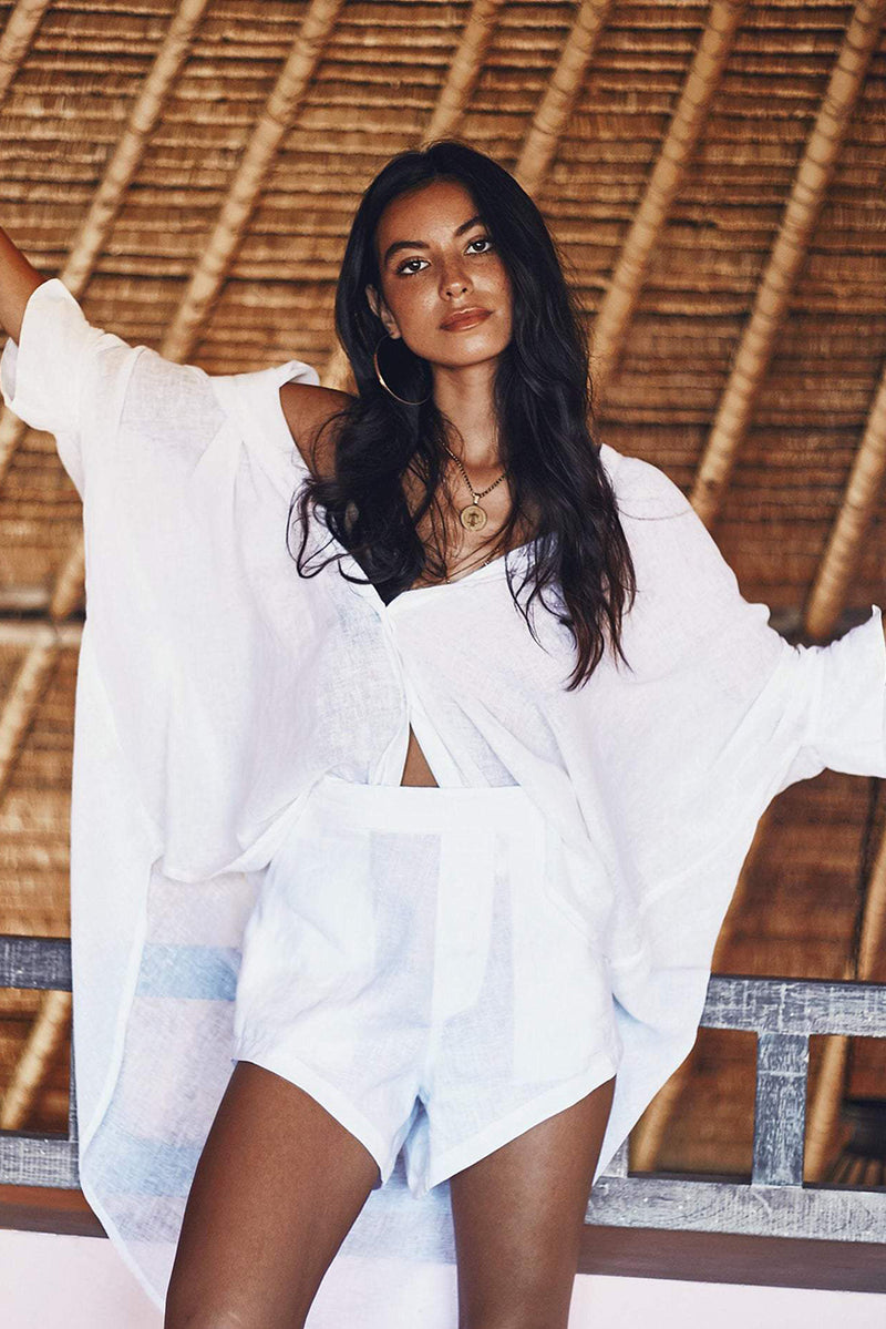TULUM TOP - WHITE