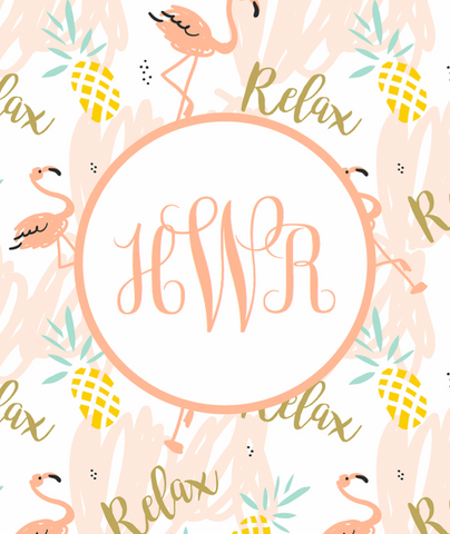 Make Your Own Printable Monogram For Free Dixieland Monogram