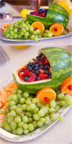 baby-carriage-fruit-display