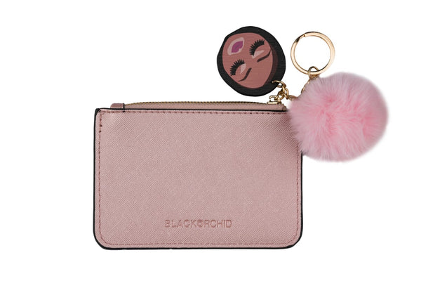 Pink Sparkles Pouch