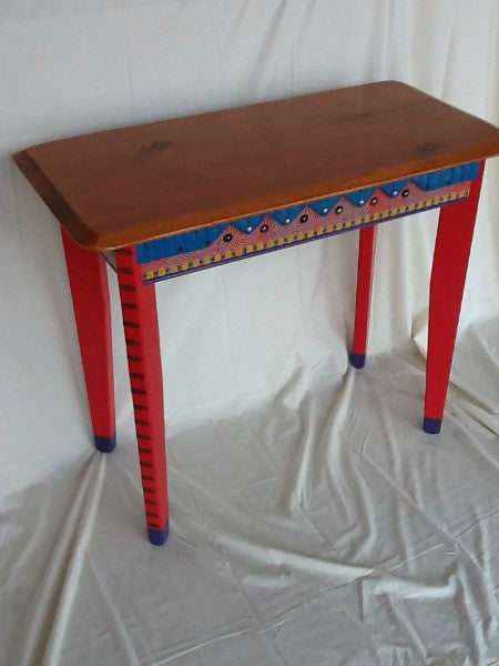 David Marsh Table Console Four Second View