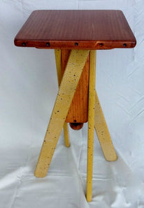 David Marsh Table Nacnud Yellow