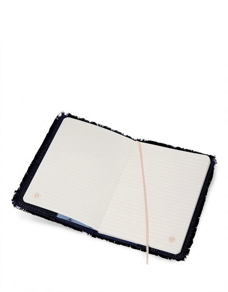 Spartina Covered Notebook Anchor Inside View