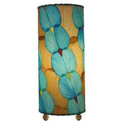 Eangee Alibangbang Butterfly Table Lamp Blue