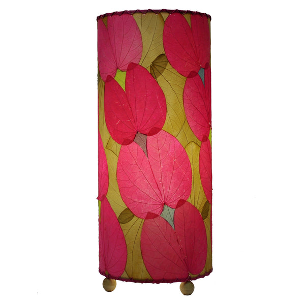 Eangee Alibangbang Butterfly Table Lamp Berry