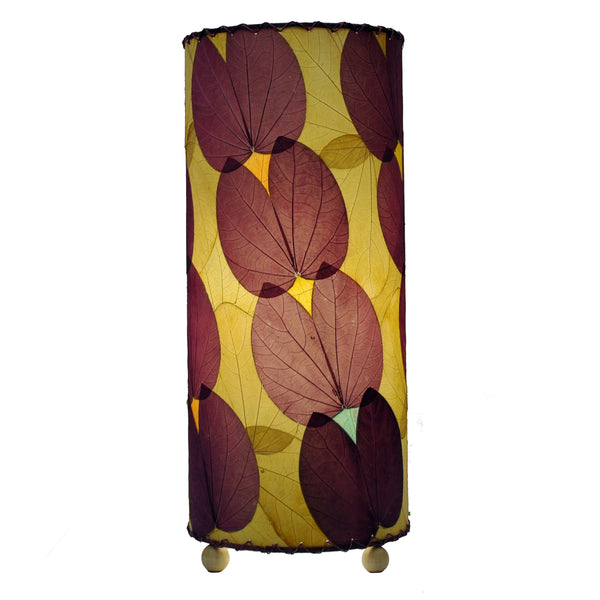 Eangee Alibangbang Butterfly Table Lamp Purple