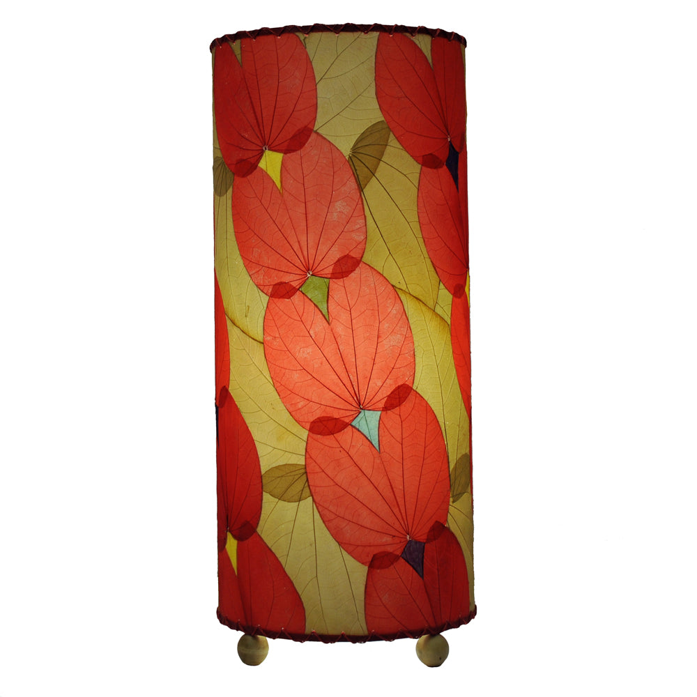 Eangee Alibangbang Butterfly Table Lamp Red