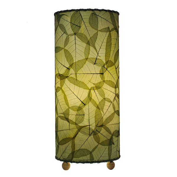 Eangee Banyan Table Lamp Green