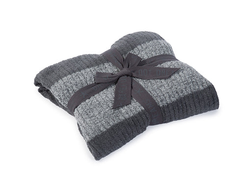 Graphite Barefoot Dreams Cozy Chic Throw