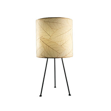 Drum Table Lamp